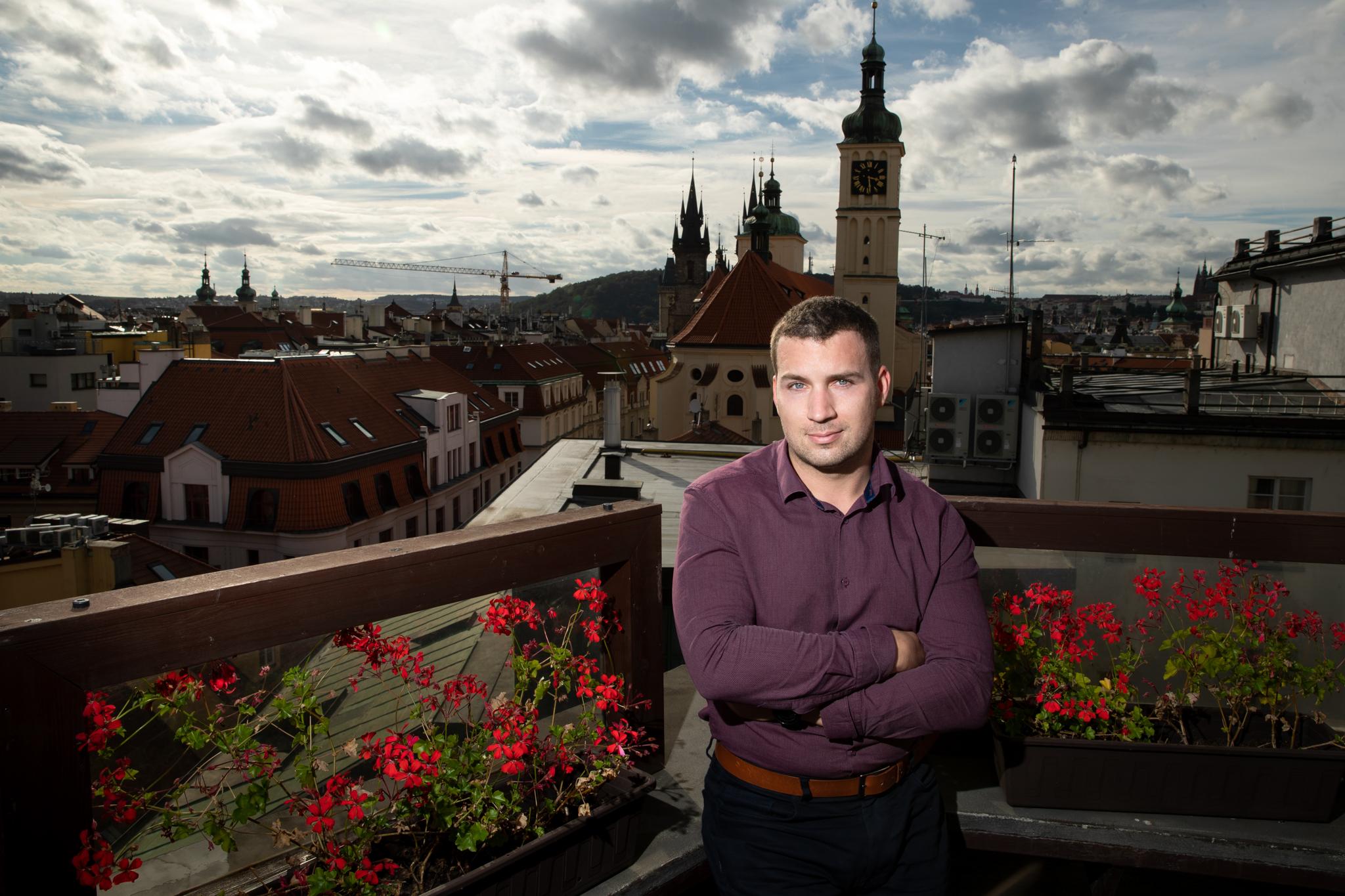 Tomáš Pokorný - Fashion CLUB Praha